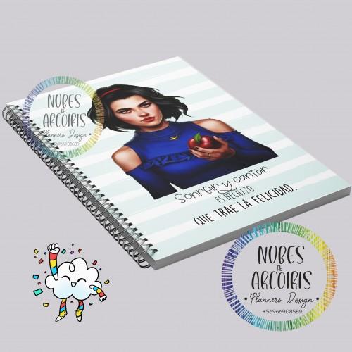 Kit Cuadernos princesas modernas