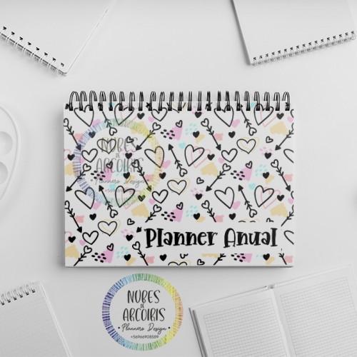 Planificador Doodle´s hearts